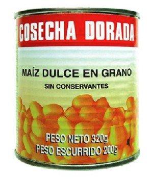 Maiz en grano Cosecha Dorada-01