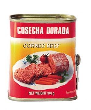 salsas y aceitunas, conservas de carne